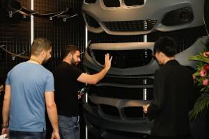 Automotive Parts_Exhibition_Booth