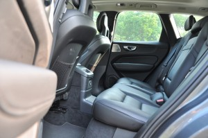 Volvo XC60_Rear Seats