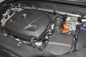 Volvo XC60 T8_Engine