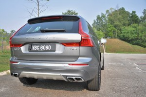 Volvo XC60 T8 Twin Engine_Inscription Plus_Rear