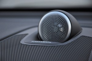 Volvo_Bowers & Wilkins_Sound System