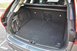 Volvo XC60_Boot Space_Trunk