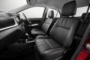 Perodua Bezza_Front Seats_1.3 AV_facelift