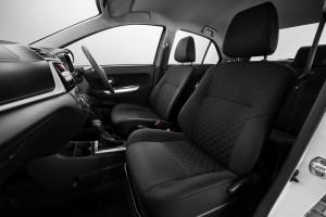 Perodua Bezza_Front Seats_1.3 X_Facelift_2020