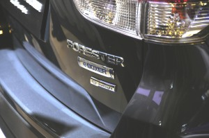 Subaru Forester e-BOXER_EyeSight_Badge