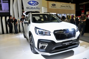 Subaru Forester_GT Edition_Front