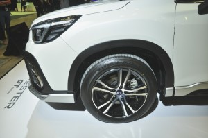 Subaru Forester GT Edition_18 Inch Bespoke Alloy Wheel