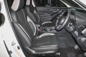 Subaru Forester GT Edition_Leather Seats