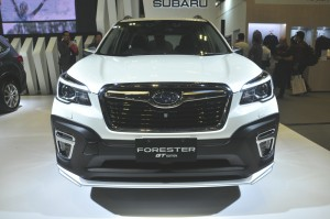 Subaru Forester GT Edition_Fascia_Front Grille