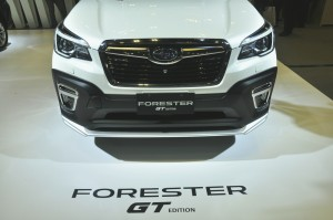 Subaru Forester GT Edition_Front Bumper