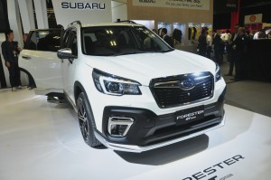 Subaru Forester GT Edition