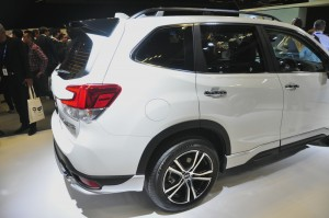 Subaru Forester GT Edition_Rear