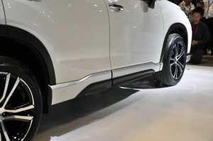 Subaru Forester GT Edition_Side Skirt