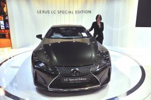 Lexus LC 500 Special Edition_Nori Green_Jasmmine Wong_Borneo Motors Singapore