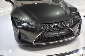 Lexus LC_Front Grille