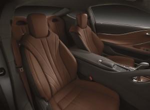 Lexus LC SE Interior_Seats