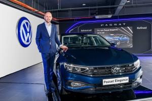 Volkswagen Passat Elegance 2.0 TSI_Erik Winter_Managing Director_VPCM_VW
