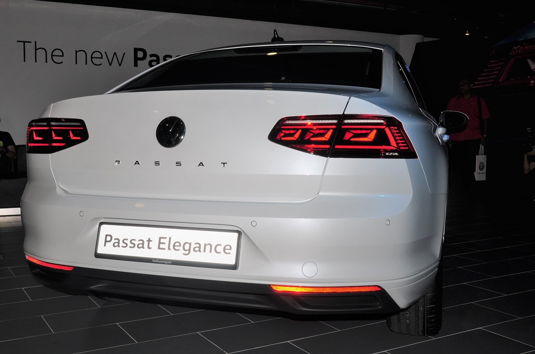 Eighth Generation Volkswagen Passat Launched In Malaysia Autoworld Com My