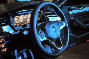 Volkswagen Passat Elegance_Digital Cockpit