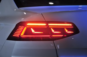Volkswagen Passat Elegance_LED Tail Light_VW