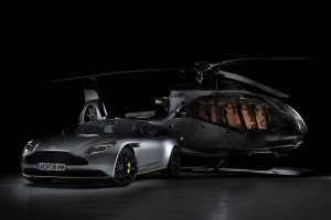 Airbus Corporate Helicopters_ACH130 Aston Martin Edition_Launch