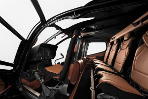 Airbus Corporate Helicopters_ACH130 Aston Martin Edition_Interior_Leather Seats