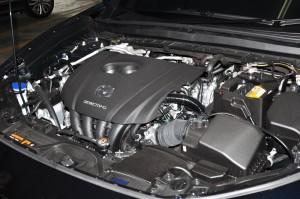 Mazda 2.0 Litre SkyActiv-G Engine