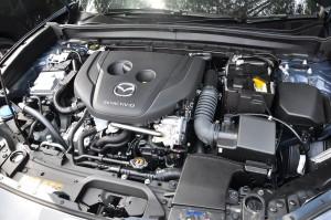 Mazda 1.8 Litre SkyActiv-D Engine