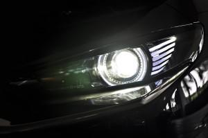 Mazda_LED Headlight With Signature Illumination