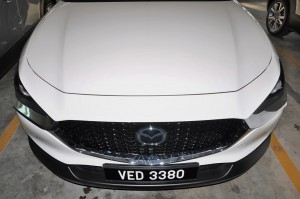 Mazda CX-30_Front Grille_Bumper_Bonnet_Headlights