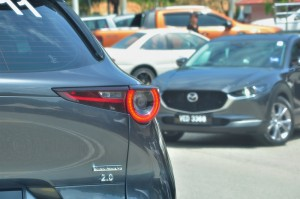 Mazda CX-30_Rear_Tail Light