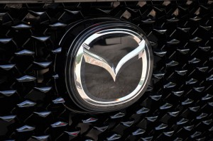 Mazda_Logo_Badge_Front Grille_Mazda Radar Cruise Control