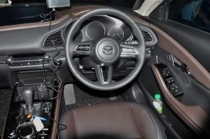 Mazda CX-30_Cockpit_Steering Wheel
