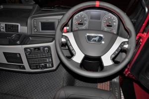 MAN Truck_Cockpit_Steering Wheel_Prime Mover