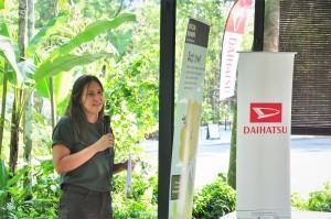 Free Tree Society Kuala Lumpur_Rewilding Roadshow_Baida Hercus_Daihatsu Malaysia
