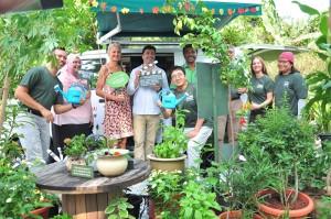 Daihatsu Malaysia_Gran Max Green Van_Rewilding Roadshow_Free Tree Society Kuala Lumpur
