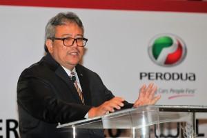 Perodua_President & CEO_Dato' Zainal Abidin Ahmad