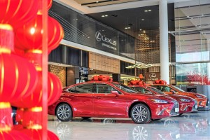 Lexus Centre_Malaysia_CNY