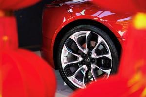 Lexus_Alloy Wheel_Malaysia