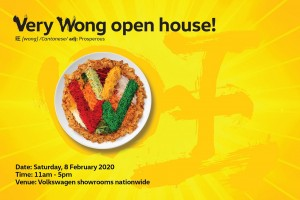 Volkswagen Nationwide CNY Open House_2020_Malaysia