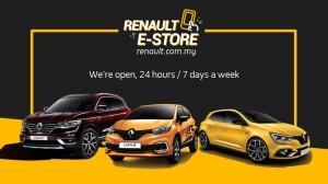 Renault E-Store_Malaysia
