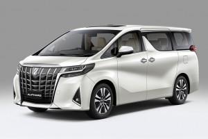 Toyota Alphard_2020