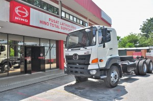 Hino 500_Truck_Malaysia