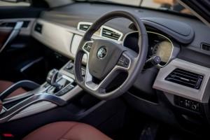 Proton X70_2020_Dashboard_Steering Wheel