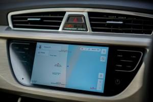 Proton X70_GKUI_Infotainment Touchscreen_Navigation