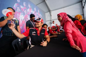 Toyota Gazoo Racing Festival_Autograph Session