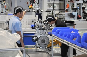 BMW Group Malaysia_Sime Darby Auto Engineering Engine Assembly_Factory_Kedah