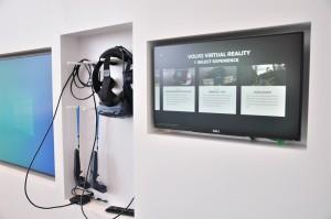 Volvo Virtual Reality Studio_Volvo Retail Experience_Showroom
