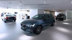 Volvo Cars_Showroom_Display Vehicles