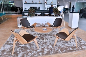 Volvo Cars_Customer Lounge_Cafe_Showroom